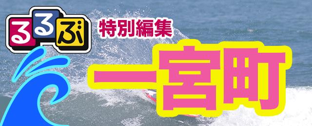 るるぶ特別編集「一宮町」