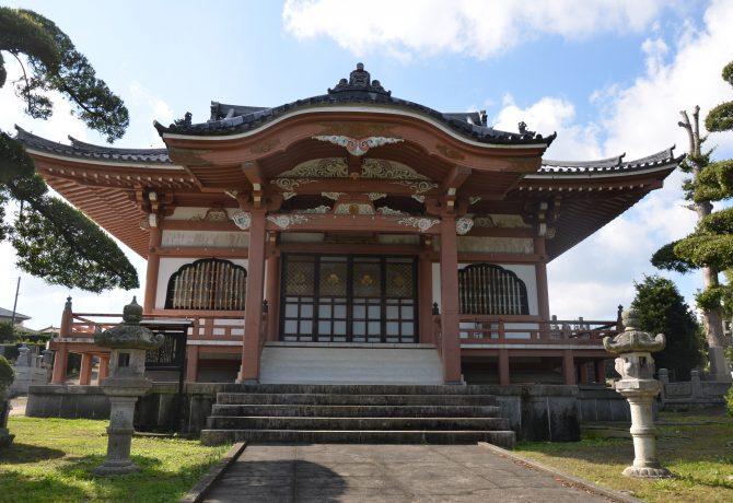 玉崎山観明寺