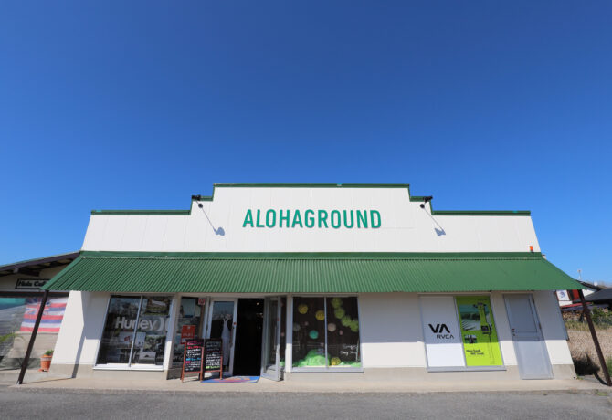 ALOHAGROUND